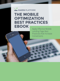 Mobile Optimization Ebook