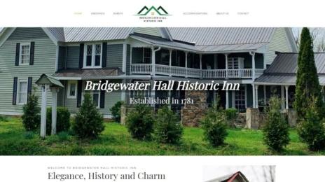 Bridgewater Hall Historic Inn