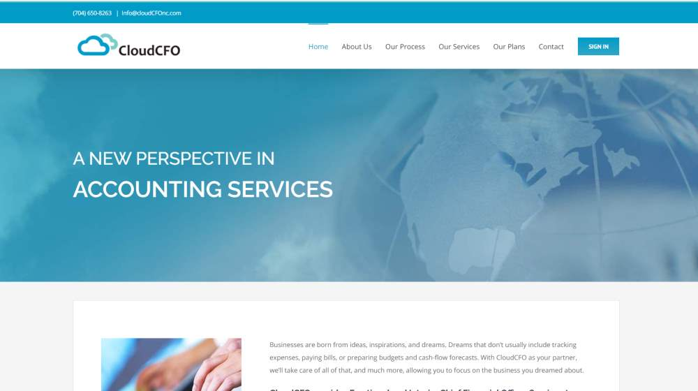 CloudCFO -customer