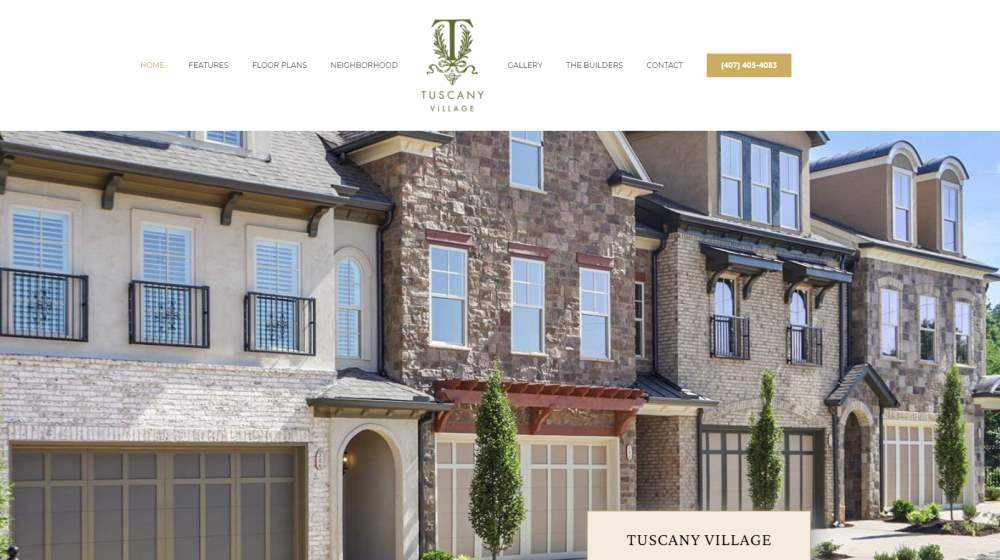 Tuscany Village Townhomes - customer