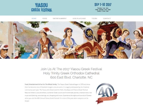 YIASOU GREEK FESTIVAL